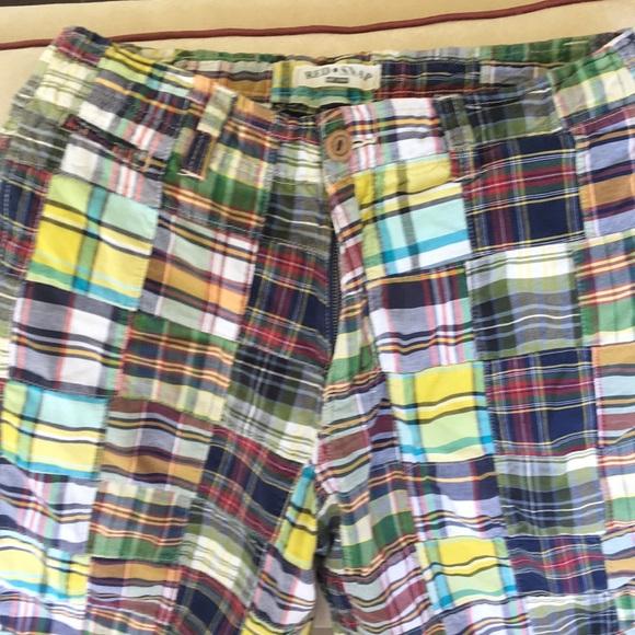7e3114c7f9388 Shorts | Patchwork Madras | Poshmark